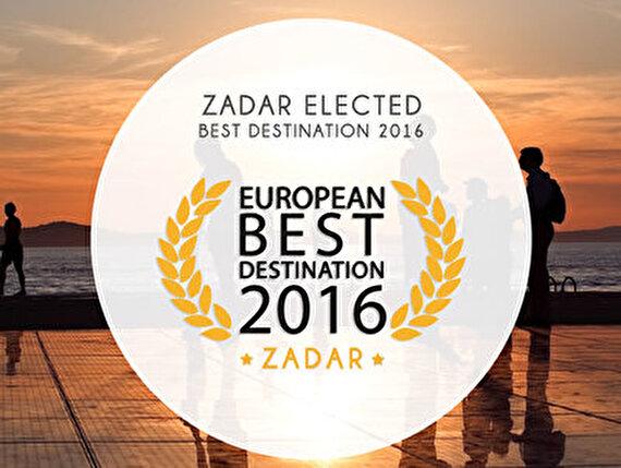 EUROPEAN BEST DESTINATION 2016!