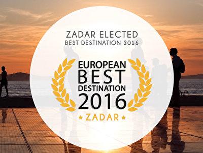 EUROPSKA DESTINACIJA GODINE 2016!